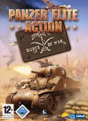 Cover von Panzer Elite Action - Dunes of War