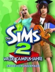 Cover von Die Sims 2 - Wilde Campus-Jahre