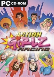 Cover von Action Girlz Racing