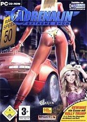 Cover von Adrenalin - Extreme Show