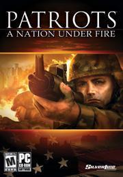 Cover von Patriots - A Nation Under Fire