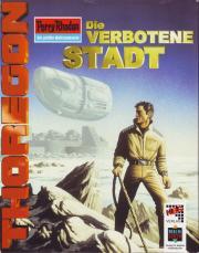 Cover von Perry Rhodan - Thoregon: Die verbotene Stadt