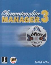 Cover von Championship Manager 3