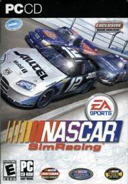 Cover von NASCAR SimRacing