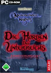 Cover von Neverwinter Nights - Die Horden des Unterreichs