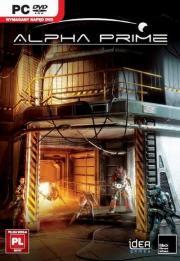 Cover von Alpha Prime