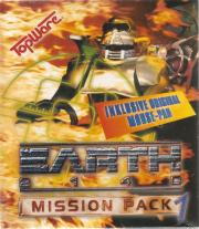 Cover von Earth 2140 - Mission Pack 1