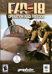 Cover von F/A-18 - Operation Iraqi Freedom