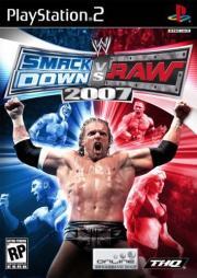 Cover von WWE - SmackDown! vs. Raw 2007