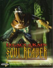 Cover von Legacy of Kain - Soul Reaver
