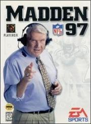 Cover von Madden NFL 97