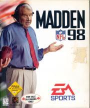 Cover von Madden NFL 98