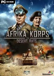 Cover von Afrika Corps vs. Desert Rats
