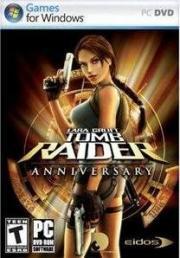 Cover von Tomb Raider - Anniversary