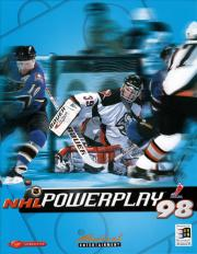 Cover von NHL Powerplay 98