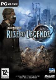 Cover von Rise of the Legends