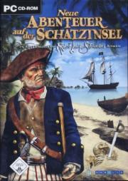 Cover von Neue Abenteuer auf der Schatzinsel