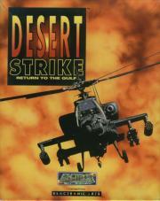 Cover von Desert Strike