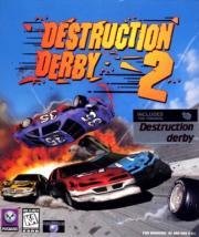 Cover von Destruction Derby 2