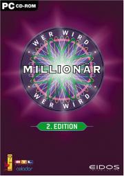 Cover von Wer wird Millionär - 2. Edition