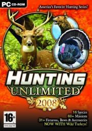 Cover von Hunting Unlimited 2008