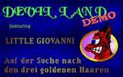 Cover von Devil Land