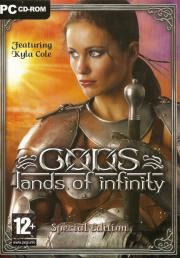 Cover von Gods - Lands of Infinity: Special Edition