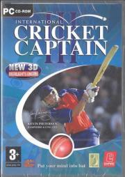 Cover von International Cricket Captain 3