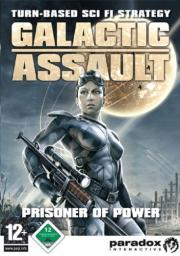 Cover von Galactic Assault - Prisoner of Power