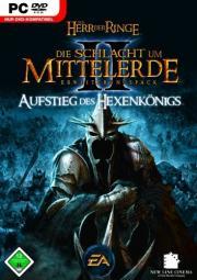 Cover von Der Herr der Ringe - Die Schlacht um Mittelerde 2: Aufstieg des Hexenkönigs