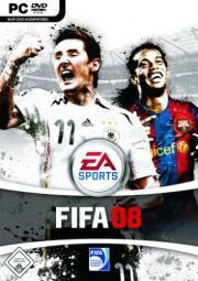Cover von FIFA 08