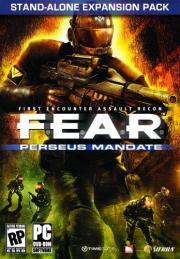 Cover von FEAR - Perseus Mandate