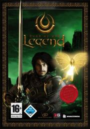 Cover von Legend - Hand of God