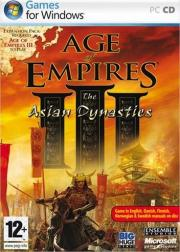 Cover von Age of Empires 3 - The Asian Dynasties
