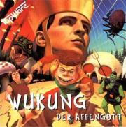 Cover von Wukung der Affengott
