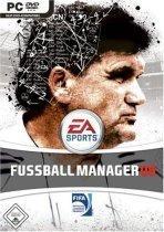 Cover von Fussball Manager 08