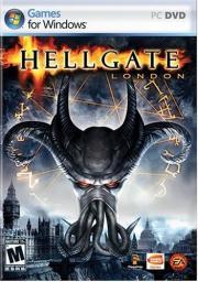 Cover von Hellgate London