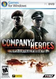 Cover von Company of Heroes - Opposing Fronts