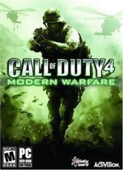 Cover von Call of Duty 4 - Modern Warfare