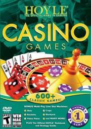 Cover von Hoyle Casino 2008