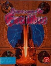 Cover von Vengeance of Excalibur