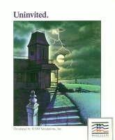 Cover von Uninvited