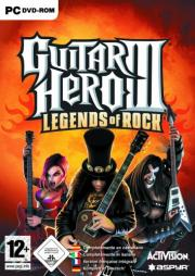 Cover von Guitar Hero 3 - Legends of Rock