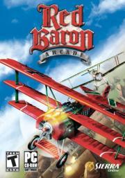Cover von Red Baron Arcade