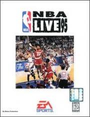 Cover von NBA Live 95