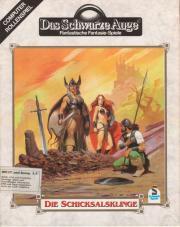Cover von Das Schwarze Auge - Die Schicksalsklinge