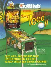 Cover von Tee'd Off