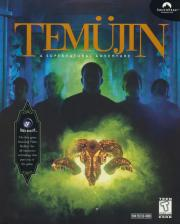 Cover von Temujin