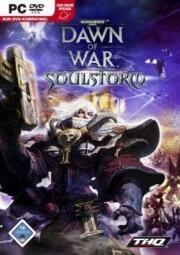 Cover von Warhammer 40.000 - Dawn of War: Soulstorm