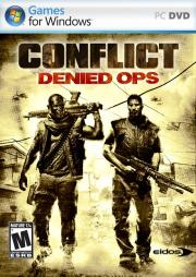 Cover von Conflict - Denied Ops